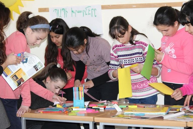 Projet socio-éducatif pour enfants et adolescents