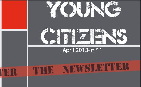 Newsletter jeunes citoyens - Avril 2013