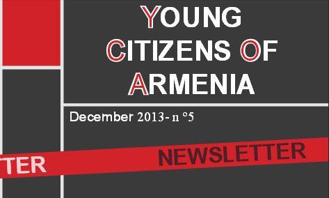 Newsletter jeunes citoyens - Décembre 2013