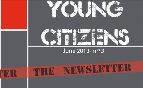 Newsletter jeunes citoyens - Juin 2013