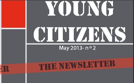 Newsletter jeunes citoyens - Mai 2013