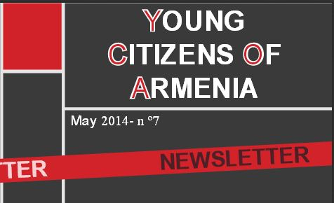 Newsletter jeunes citoyens - Mai 2014