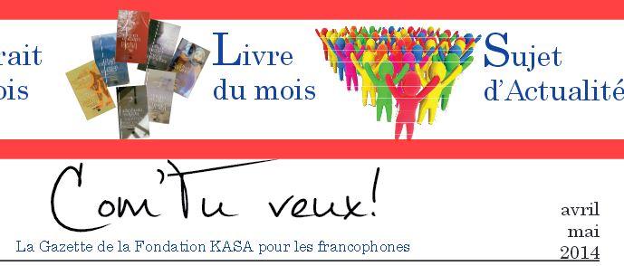 Gazette francophone - Mai 2014
