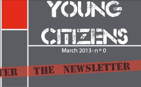 Newsletter jeunes citoyens - Mars 2013