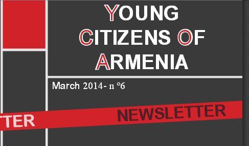 Newsletter jeunes citoyens - Mars 2014