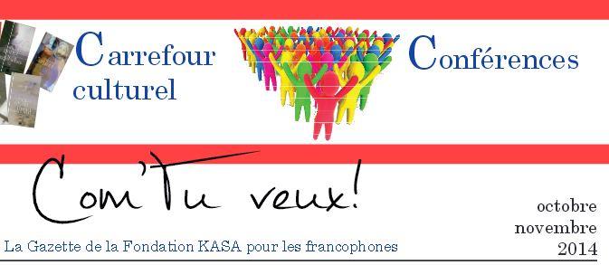 Gazette francophone - Novembre 2014