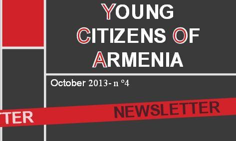 Newsletter jeunes citoyens - Octobre 2013