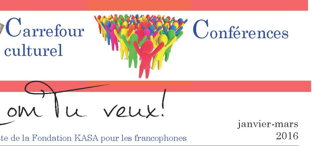 Gazette francophone - Mars 2016