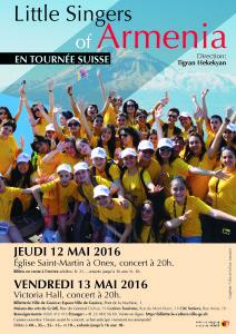 Armenia jaune A4GE