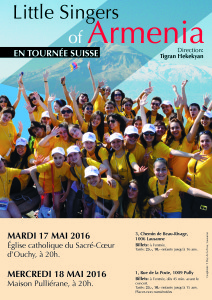 Armenia jaune A4Lausanne